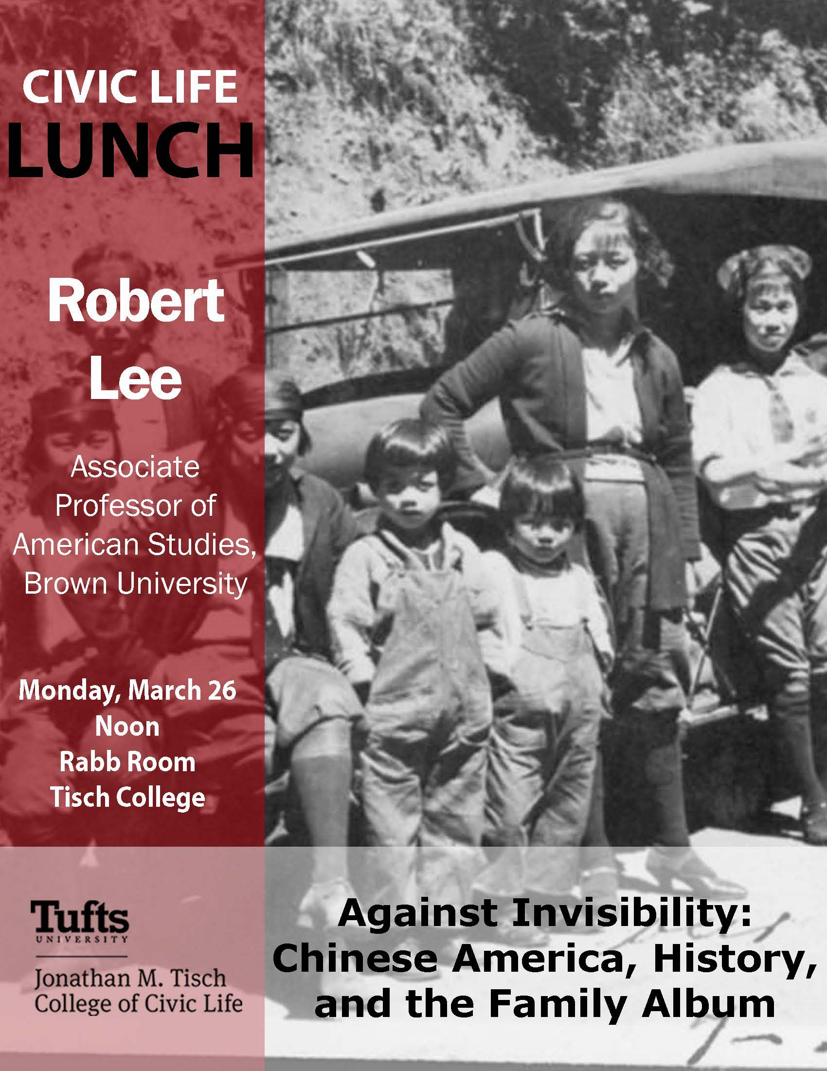 Robert Lee Civic Life Lunch