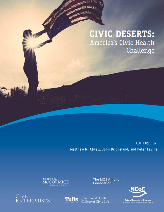 Civic Deserts Report