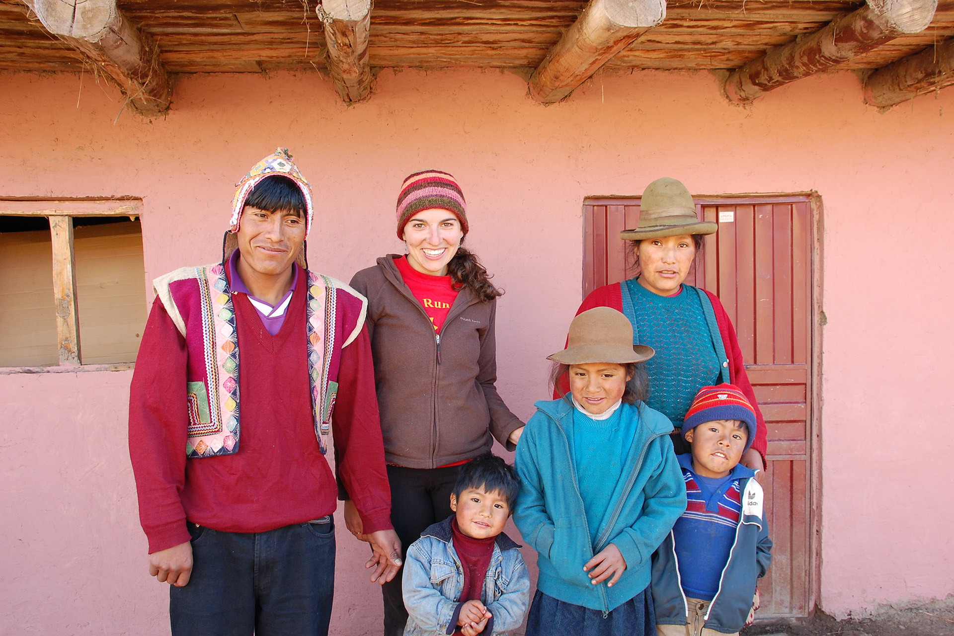 Tufts Civic Semester in Peru