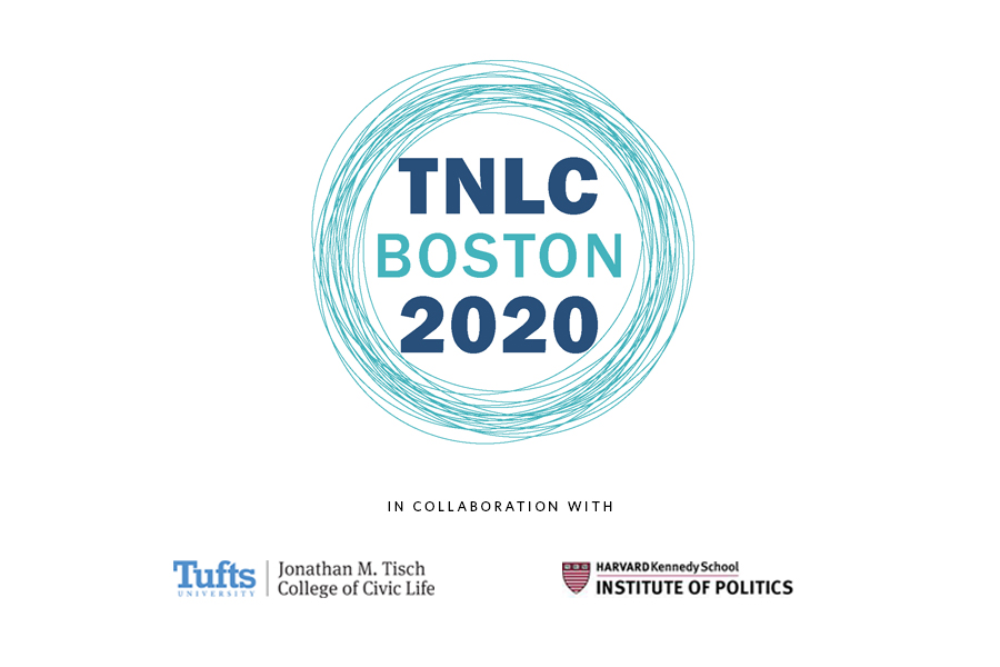 Logos of Talloires Network Leadership Conference 2020 and host organizations