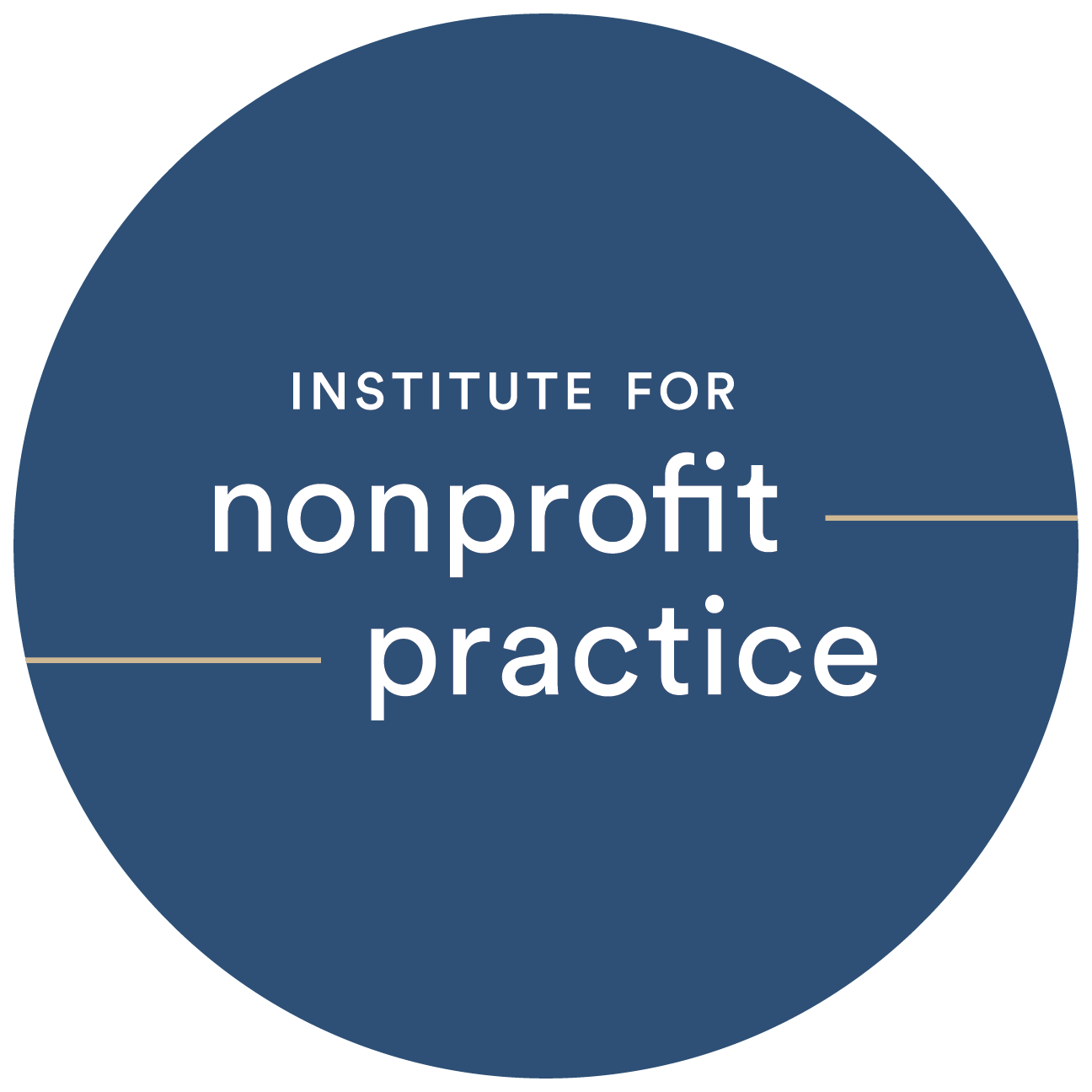Institute for Nonprofit Practice