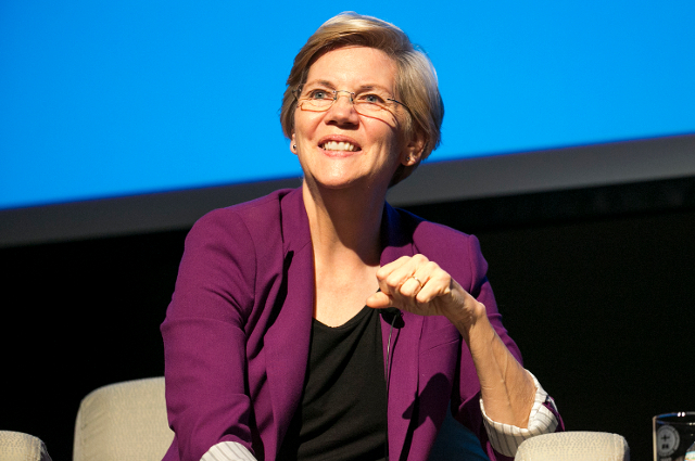 Elizabeth Warren at Tufts