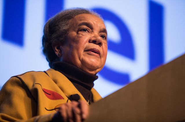 Marian Wright Edelman at Tufts University
