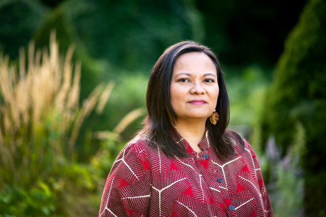 "Grace Talusan. Grace Talusan, J94, author of ""The Body Papers,"" explores pandemic life, racial justice, and the immigrant tradition through reading"
