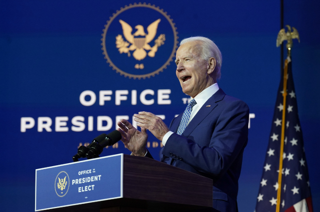 President-elect Joe Biden. Tufts faculty weigh in on the prospects for incoming Biden administration policies and for the political future of the U.S.