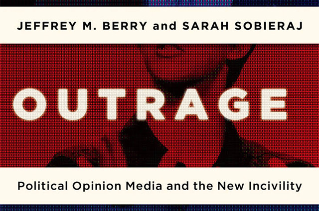 The Outrage Industry book cover