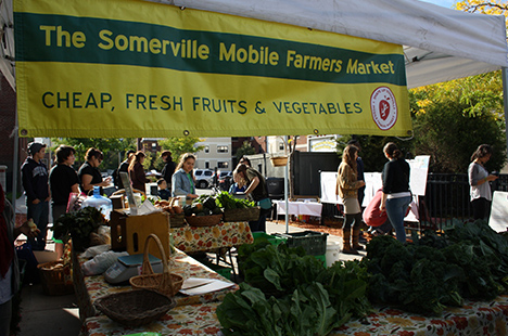 Somerville Mobile Farmers Market