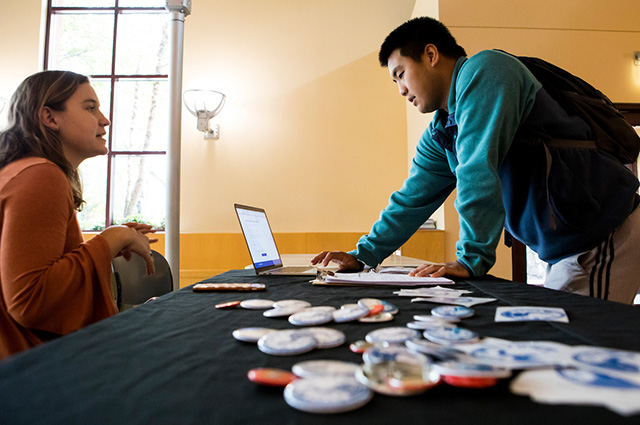 JumboVote helping students register to vote