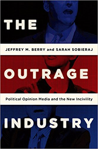 The Outrage Industry book