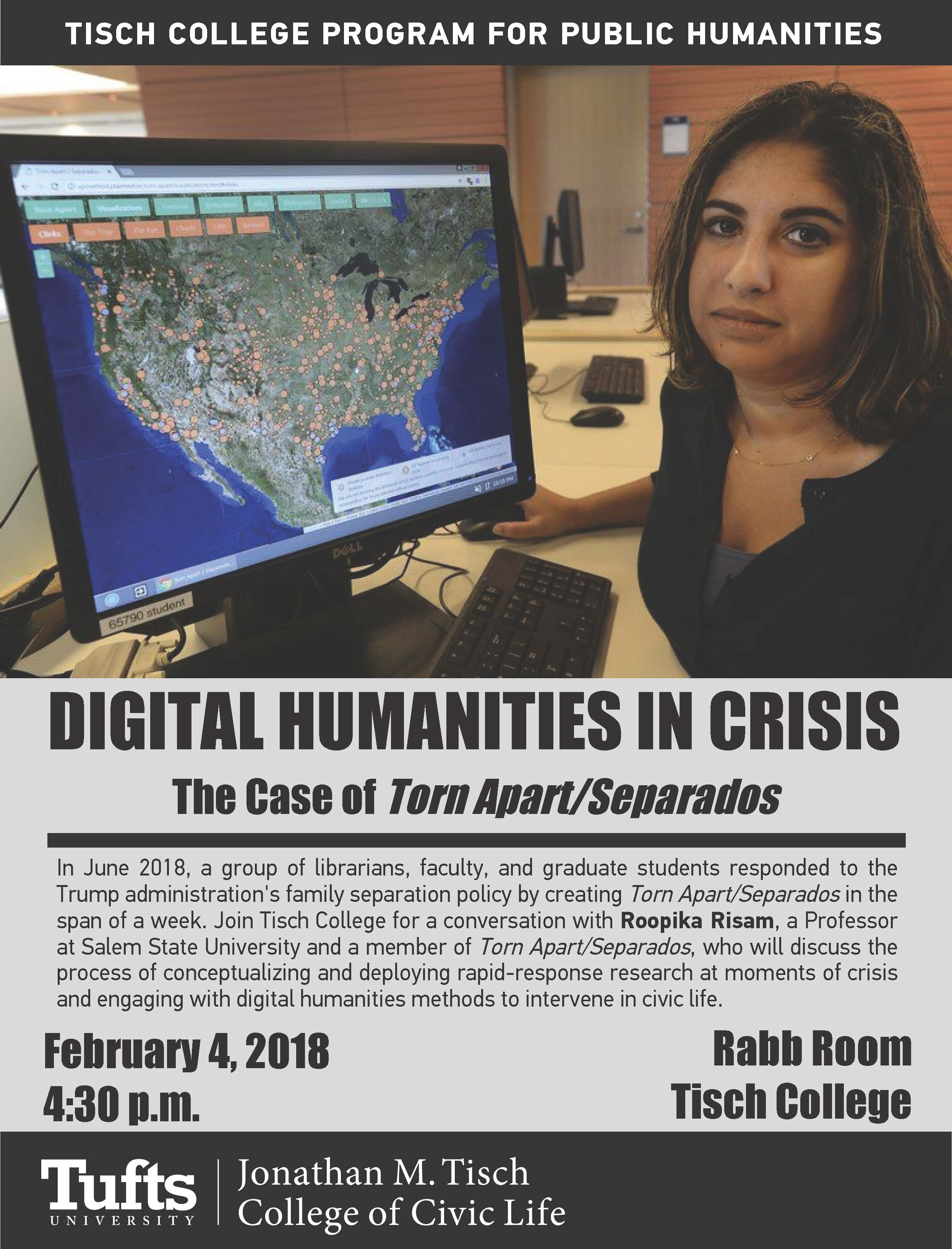 Roopika Risam: Digitial Humanities in Crisis